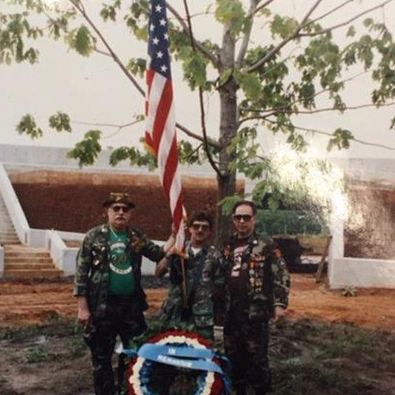 NJ Vietnam Veterans' Memorial Honors Legacy of Those Lost