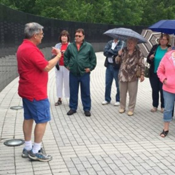Personalized Tours Allow Visitors To Remember, Heal, Honor