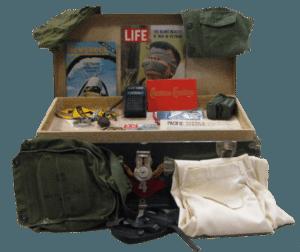 New Jersey Vietnam Veterans' Memorial Foundation Traveling Trunks