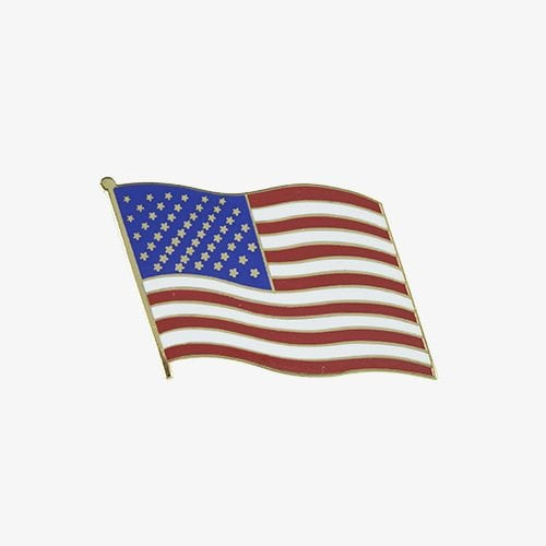 110-Large-American-Flag-Pin