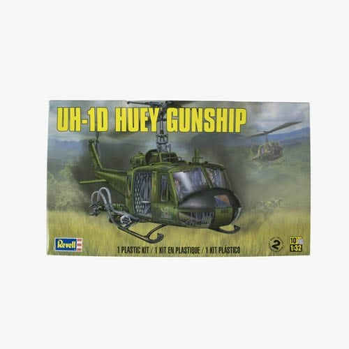 12-Model-Kit-Huey-Helicopter