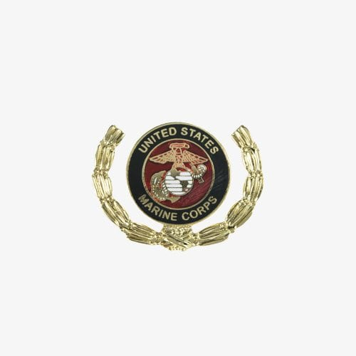 324-US-Marine-Corp-Wreath-Pin
