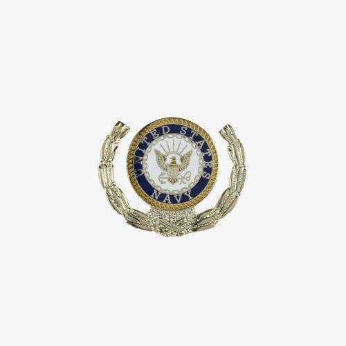 330-US-Navy-Wreath-Pin