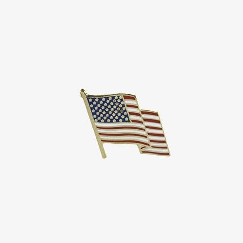347-American-Flag-Pin