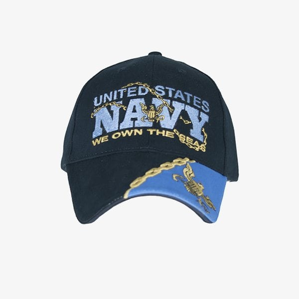 Navy Hats - Shop | New Jersey Vietnam Veterans' Memorial Foundation