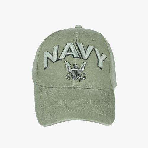 Green Navy Hat - New Jersey Vietnam Veterans' Memorial Foundation