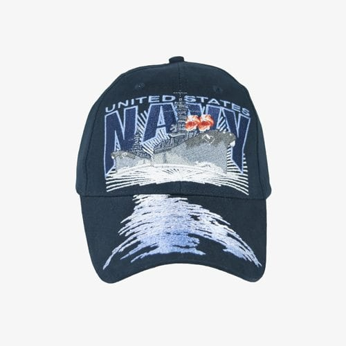Navy Destroyer Hat - New Jersey Vietnam Veterans' Memorial Foundation