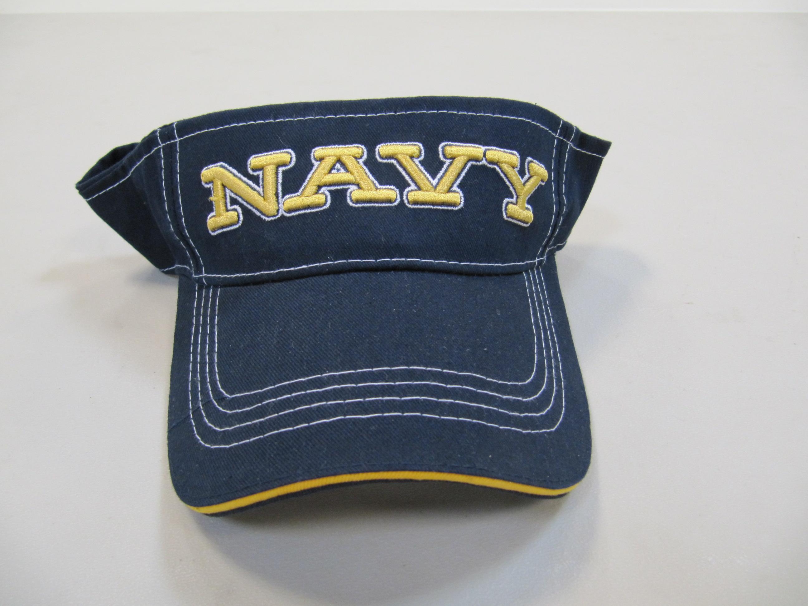 Navy Hats - Shop | New Jersey Vietnam Veterans' Memorial Foundation