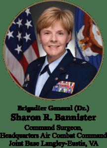 Brigadier General Sharon R. Bannister